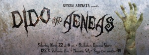 Dido and Aeneas | SOCIAL MEDIA