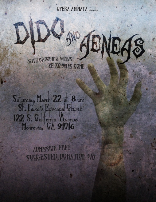 Dido and Aeneas | POSTER
