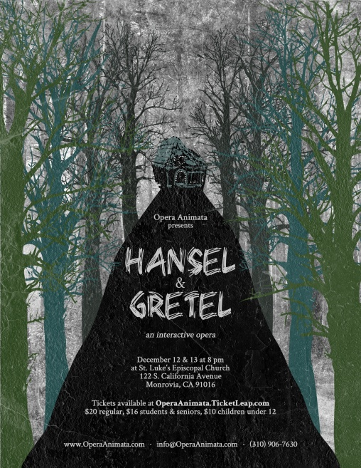 Hansel and Gretel | POSTER