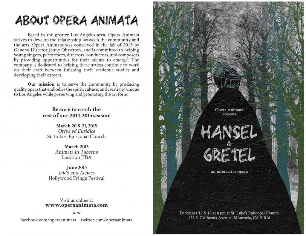 Hansel and Gretel | PROGRAM