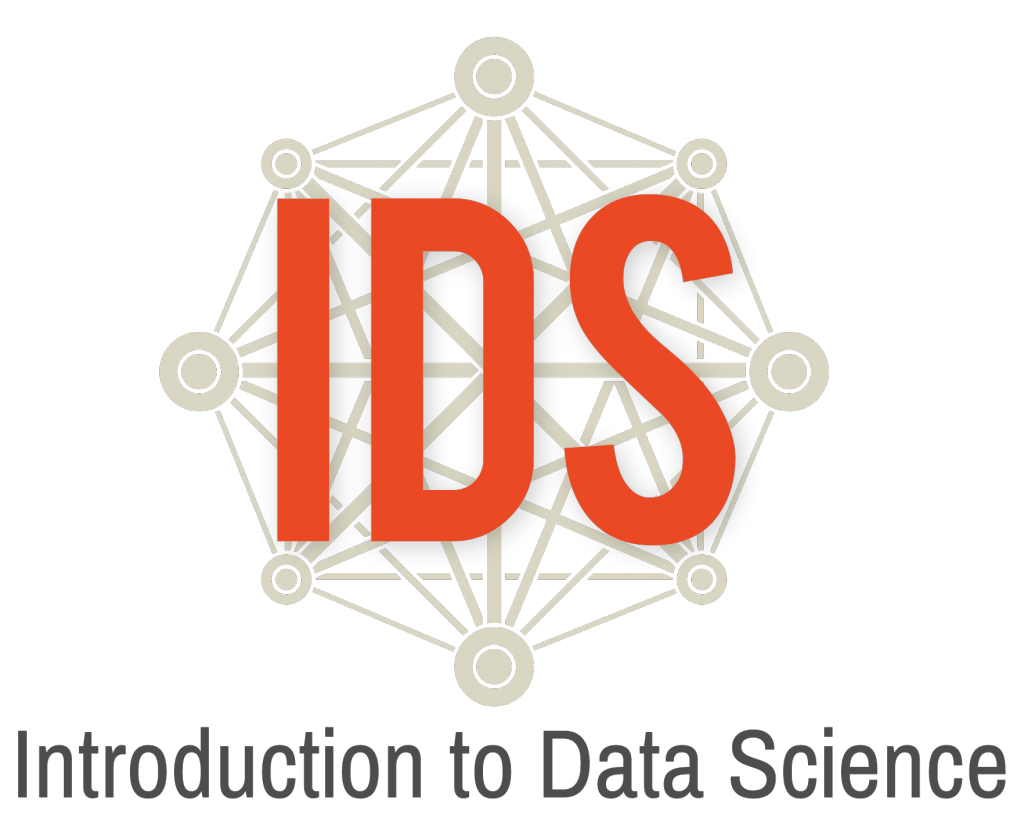Introduction to Data Science | LOGO