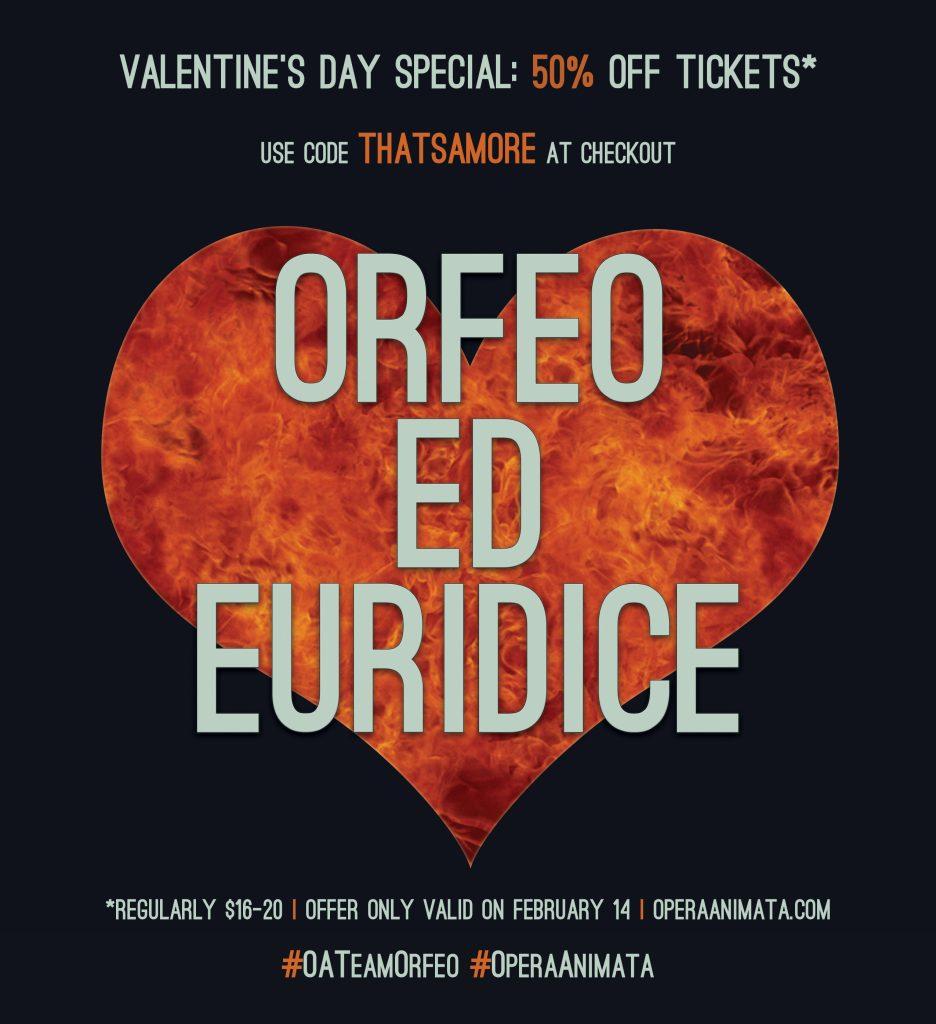 Orfeo ed Euridice | AMORE PROMO