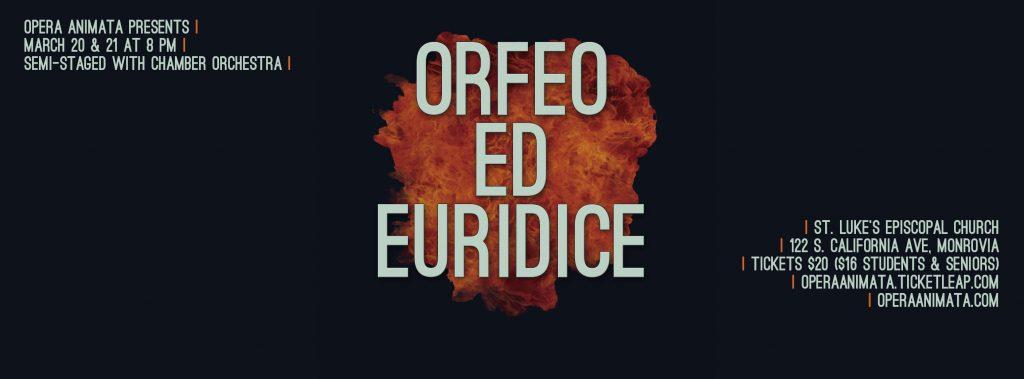 Orfeo ed Euridice | COVER IMAGE