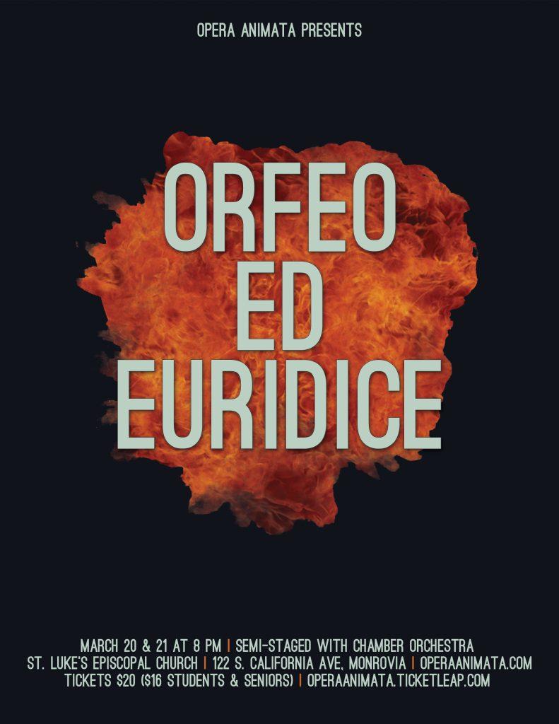 Orfeo ed Euridice | POSTER